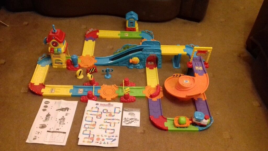 Vtech Toot Toot Drivers Train Station In Brinsworth South