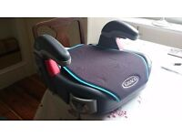 Graco baby junior car booster seat base