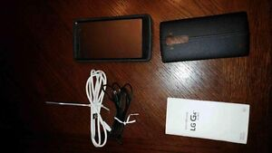 LGG4 phone with all accessories Windsor Region Ontario image 1