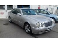 Mercedes E220 2.2D Elegance Long Mot