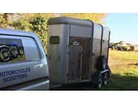 IVOR WILLIAMS HUNTER horse trailer