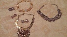 Old stile jewellery
