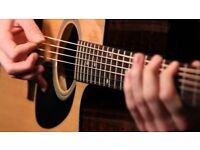 Guitar Lessons with Experienced Musician/Tutor