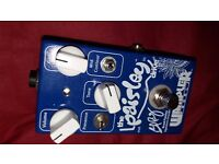 WAMPLER Paisley Drive - The Brad Paisley Drive Signature Overdrive Guitar Effect
