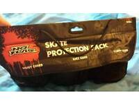 Ski protection pack