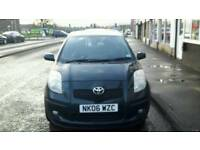 Toyota yaris 1.3 petrol Automatic 5dr one owner full service history