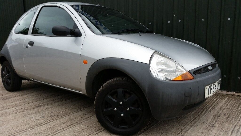 Ford Ka   With Cd And Rust Free  Months Mot