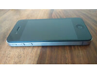 iPhone 4 16gb - Unlocked - Black - Boxed with all accesories & instructions etc