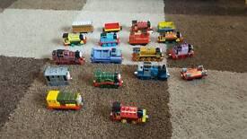Thomas take and play trains