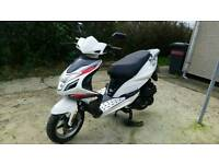 Sinnis harrier 125cc r