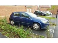 REDUCED TO CLEAR Vauxhall Astra 1.8 Auto
