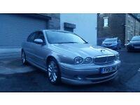 Jaguar X-Type 2.5 V6 Sport (AWD) 4dr 12 MONTHS MOT, ARDEN BODYKIT 2001 (51 reg), Saloon