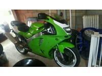 Kawasaki zc6-R ninja 1997 18000miles