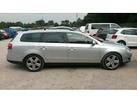 "VW PASSAT 2.0 TDI SPORT 4MOTION 4X4 17"" ALLOYS CRUISE TINTED TOWBAR 6CD RARE QUATTRO GT GTI RS R 4WD"