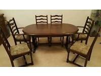 Round - Edged Dining Table