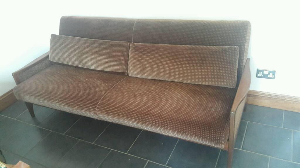 Vintage Sofa Bed | In Yate, Bristol | Gumtree