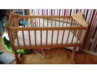 Mamma's and papa's Crib