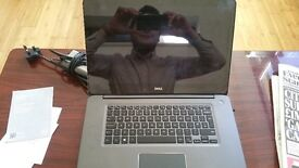 Dell Inspiron 15, modell 7548 4K Ultra HD touch