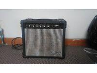 Vintage Marlin 25W Guitar Amp - Needs minor repairs - £10 O.N.O.