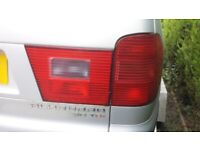 SEAT ALHAMBRA REAR DRIVERS SIDE LIGHTS