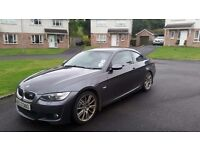 Bmw 330 D 2007 330d manual. Full mot. 240bhp. 45mpg. Full leather. New discs and pads.