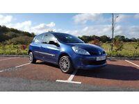 Renault clio expression 1.2 3 door hatchback