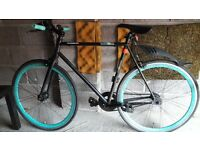 Muddyfox unisex fixie bike
