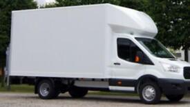 Man van hire delivery removal cheap 24/7 furniture derby luton