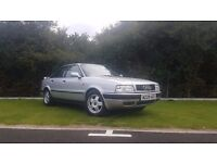 Audi 80 Sport 2.0E B4 1994 - Silver - 85k - 12 Months MOT