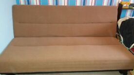 Excellent Condition - Sofa Bed without any marks etc. From a pet free/Smoke free home.