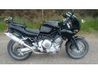 Yamaha TRX850 swap for Pan European BMW, Triumph or similar