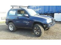 suzuki vitara road legal off road toy m.o.t February