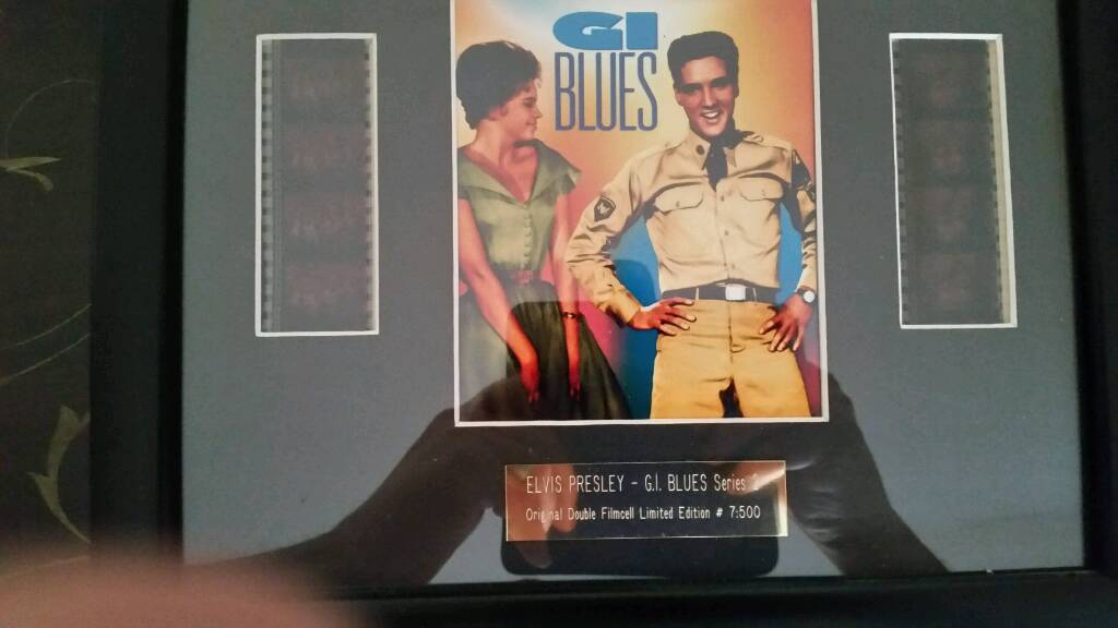 Elvis Collectable picture