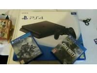**Bargin** Ps4 1Tb 2 games