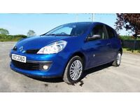 *!*LOW MILES*!* 2009 Renault Clio 1.2 16v Extreme **FULL YEARS MOT**