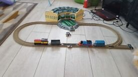 Thomas and friends set £10