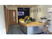 To Let-Immaculate Serviced Offices, Virtual Services & Meeting Rooms, Free Parking Available