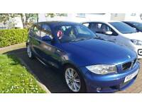 BMW 1 series 2.0TD, 120d M Sport
