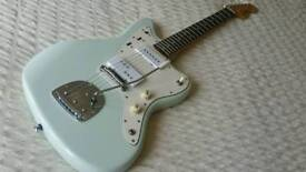 Squire Jazzmaster with great upgrades
