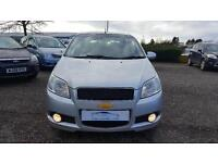 CHEVROLET AVEO 1.4 LT Special 5dr Long Mot & Serviced + Warranty A Great Looking Car (silver) 2009