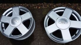 "Ford Fiesta 15"" Alloy Wheels"