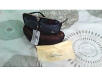 Louis Vuitton Evidence Sunglasses + LV case