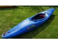 Pyranha big deck kayak