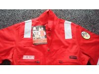 Roots Flame Retarant Overalls - High Specification PPE Protective Workwear
