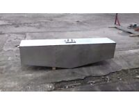 stainless steel boat fuel tank. 600litre