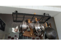 pan hanger for sale