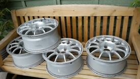 Team Dynamics 7 x 15 / 4x108 fit Ford, Peugeot, Citreon