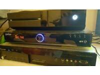 """Pioneer 42"""" TV + Youview box"""