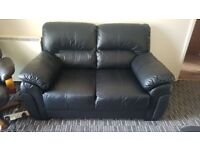 2 Seater and 3 Seater and pouffe