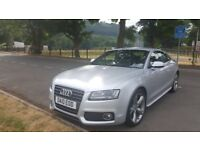 A stunning Audi A5 2.0 TFSI S line Special Edition 2dr - Full Service History & 11 months MOT.